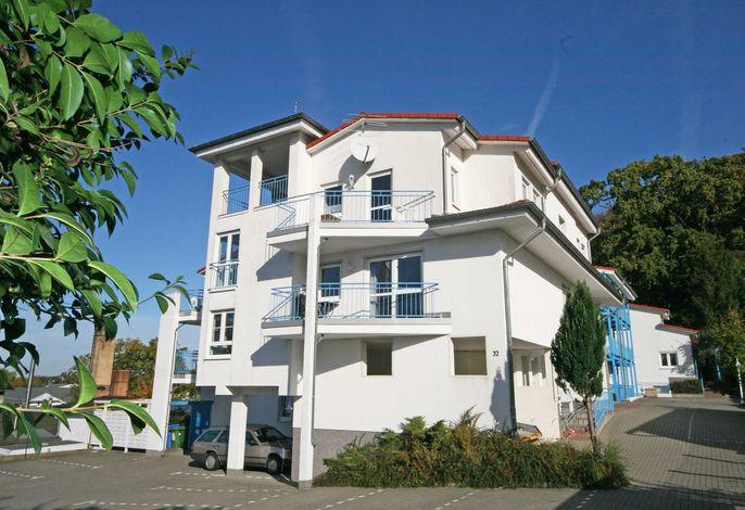 Residenz Binz Whg. 01 mit Terrasse