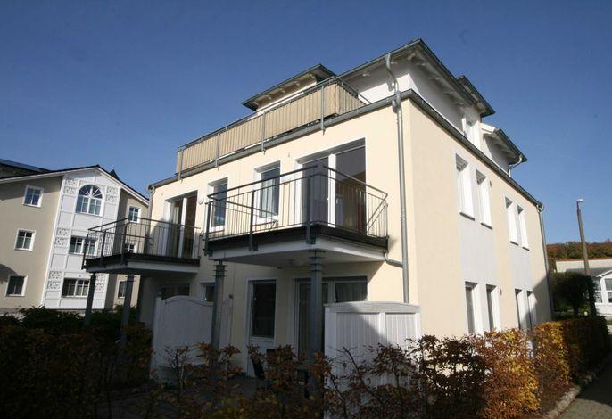 H: Haus Möwe III Whg. 15 Penthouse mit Südbalkon