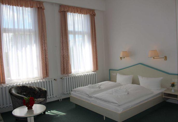 Doppelzimmer gro?