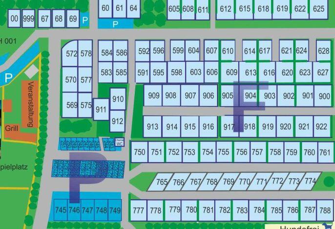Komfort Platz WW / WM bis 8m F-Bereich, 95-105 qm