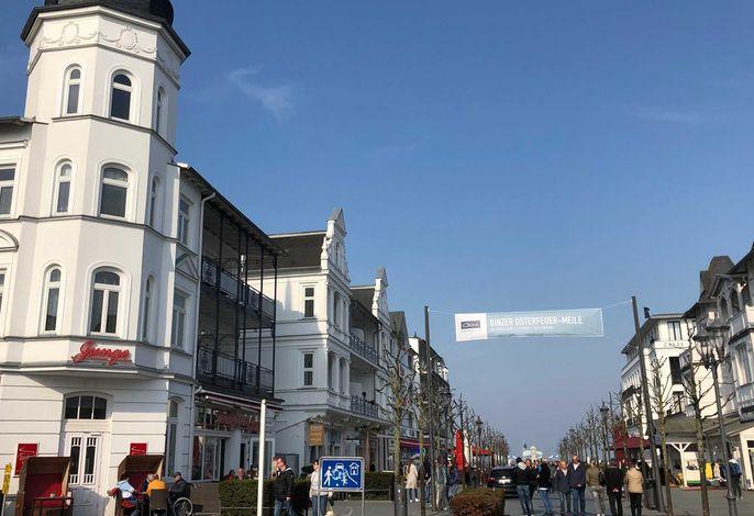 Binz - Ostsee-Appartements am Meer / ASM