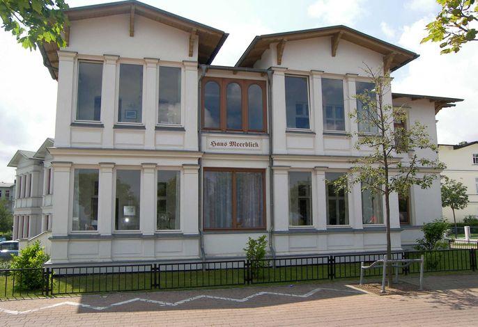 Ahlbeck, FEWO Meerblick 01