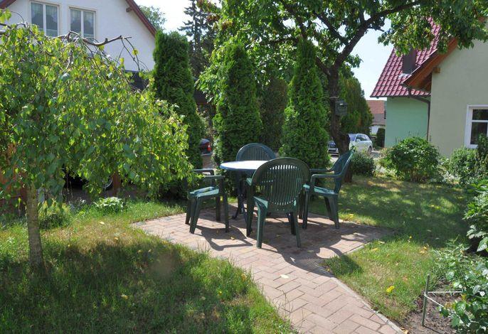Ahlbeck, Seebadwohnung 04