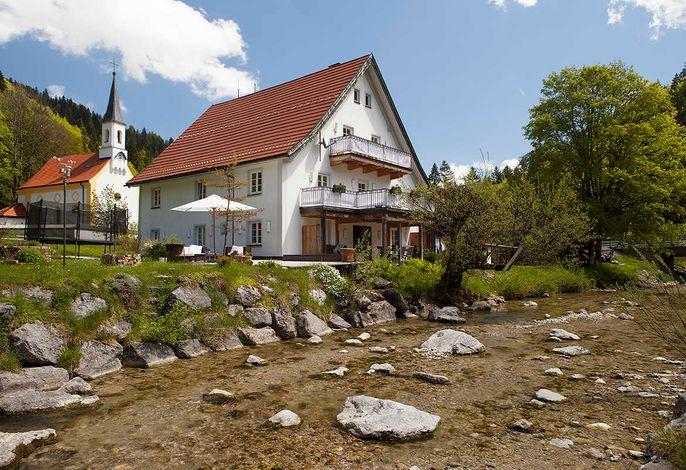 Ferienwohnungen Garhammer, Kreuth-Glashütte