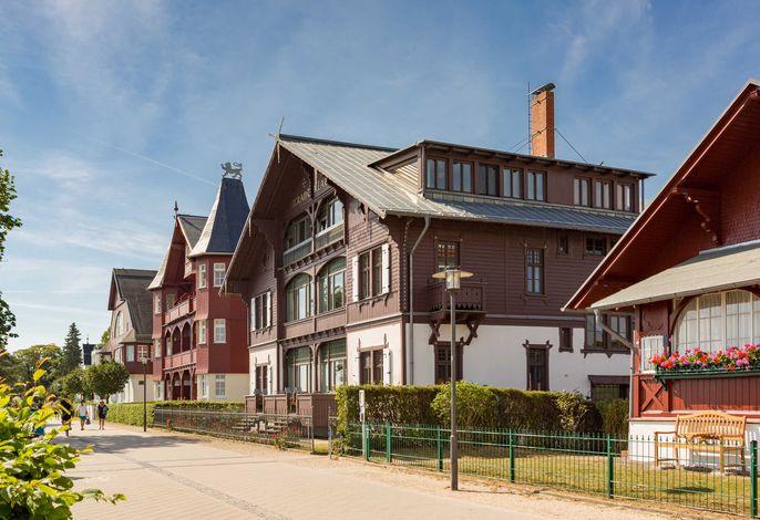 Seehof Bansin