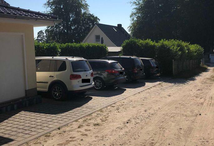 Ferienhaus zum Südstrand / 250 m zum Strand / 2 Schlafzimmer