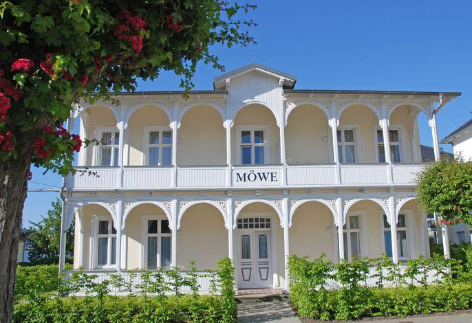 Haus Möwe F 579 WG 7 im 1. OG mit großem Balkon