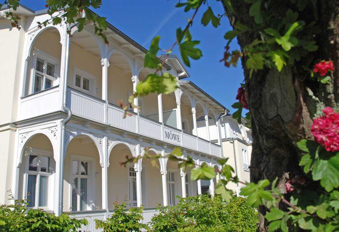 Haus Möwe F 579 WG 6 im 1. OG mit großem Balkon