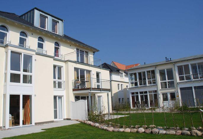 Haus Möwe F 579 WG 3 im 1. OG mit Wintergarten + Balkon