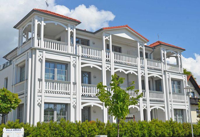 Villa Annika F594 WG 11 im DG mit Loggia & Balkon