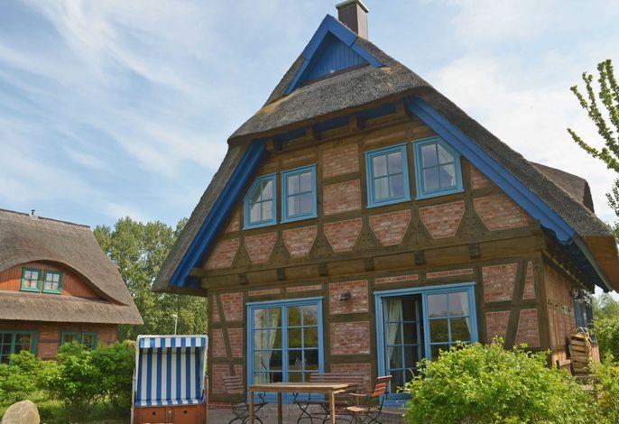 Fachwerkhäuser Gager F562 Haus 1 Valerius mit Sauna+Kamin