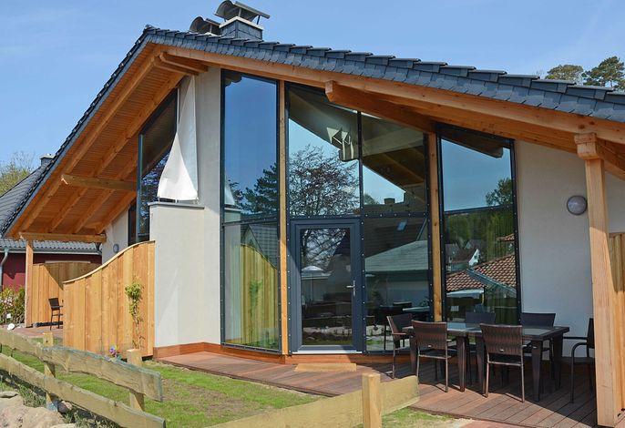 Ferienhaus Luv & Lee F589 WG 3 mit Sonnendeck-Terrasse