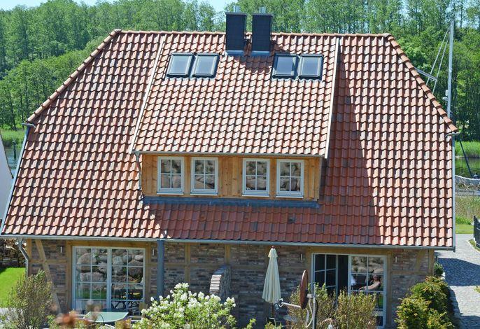 Fachwerkhäuser Seedorf -F591 | Haushälfte Sophie Charlott
