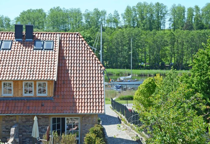 Fachwerkhäuser Seedorf -F591 | Haushälfte Lena Victoria
