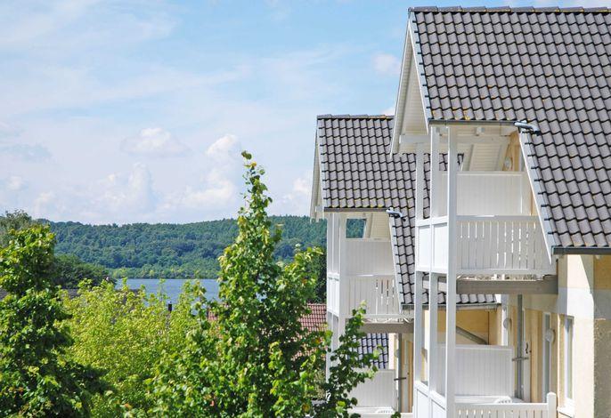 Wohnpark Stadt Hamburg F400 WG 39 im 2.OG/DG mit Balkon