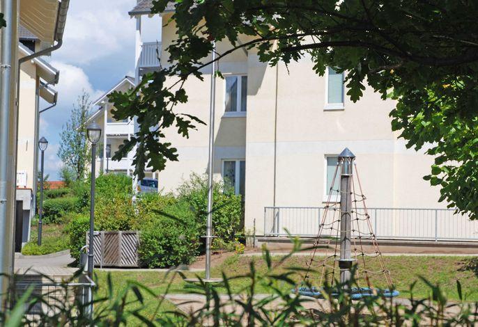 Wohnpark Stadt Hamburg F400 WG 33 mit Balkon+ Wasserblick