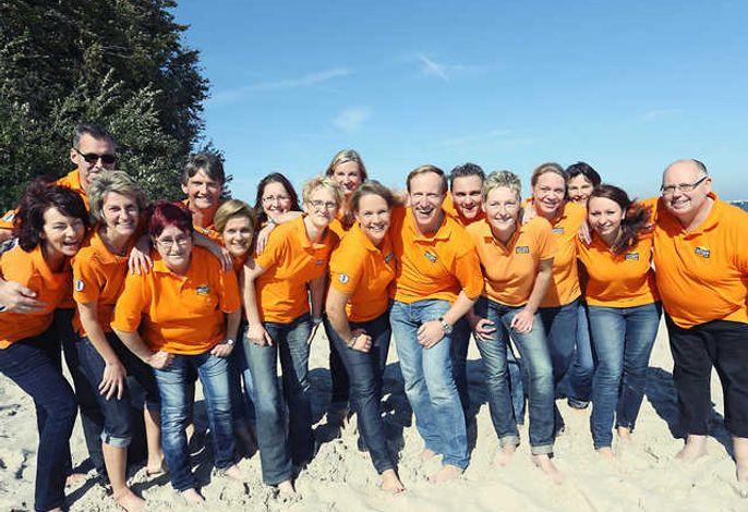 Das Team der Ostseeappartements Rügen