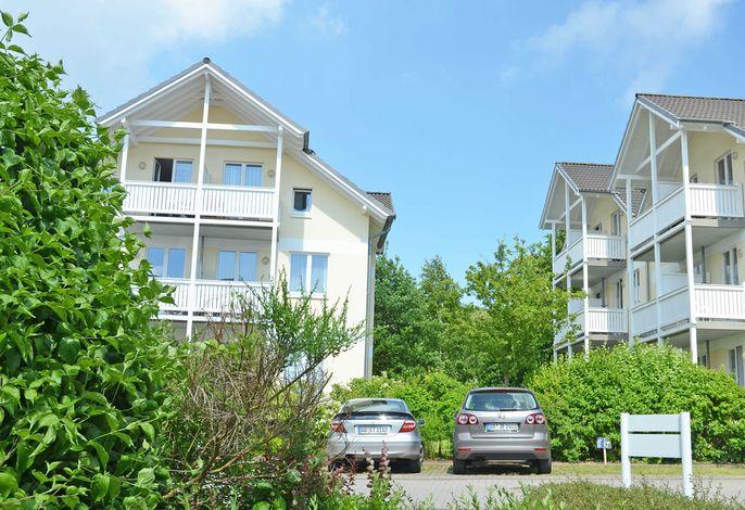 Wohnpark Stadt Hamburg F400 WG 12 mit Balkon + Wasserblick