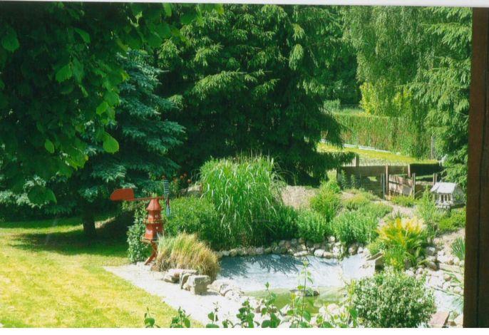 Ferienwohnung Sina am Torgelower See