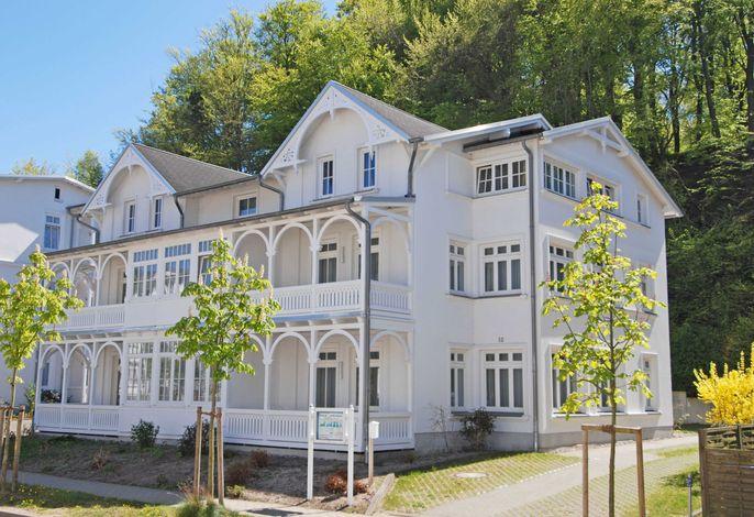 Villa Amanda F553 WG 08 Ostseeloft im Dachgeschoss