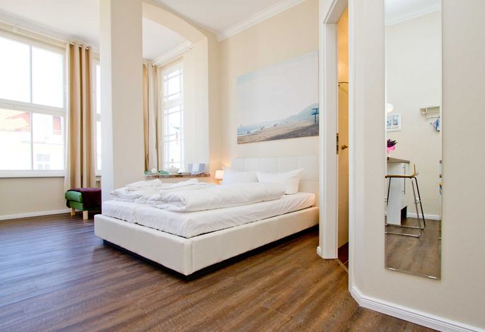 Villa Anna Bansin Wohnung Saphir