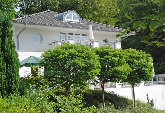 Villa am Park F559 WG 4 im EG mit Terrasse