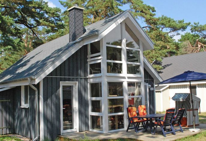 Strandpark Baabe F570 strandnahes Haus 224 mit Terrasse