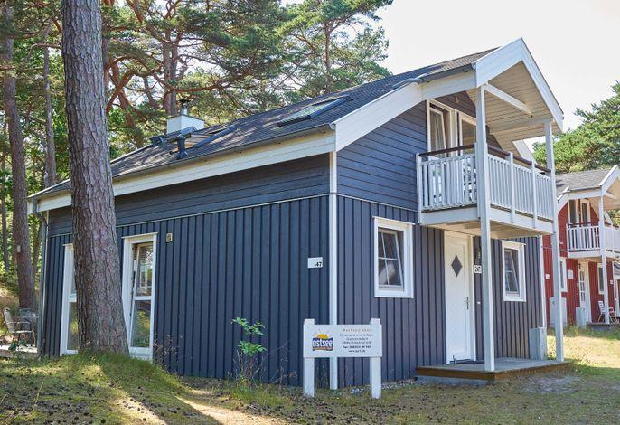 Strandpark Baabe F570 strandnahes Haus 247 mit Terrasse