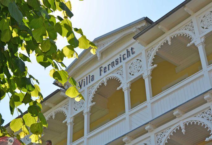 Villa Fernsicht F587 WG 1 im 1. OG mit Bäderbalkon