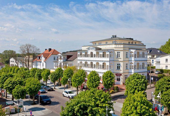 Villa Fernsicht -F587   WG 4 im 1.OG mit Balkon