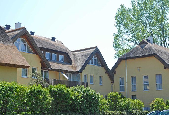 Strandhaus Lobbe  F545 WG 20 im DG mit Balkon