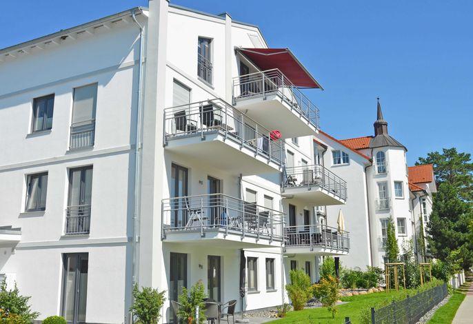 Residenz Margarete F596 WG 2.3 im 1. OG mit Balkon