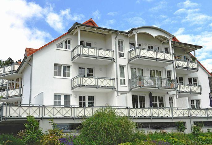 Villa Vilmblick -F554 | WG 07 mit Terrasse + seitl. Seeblick
