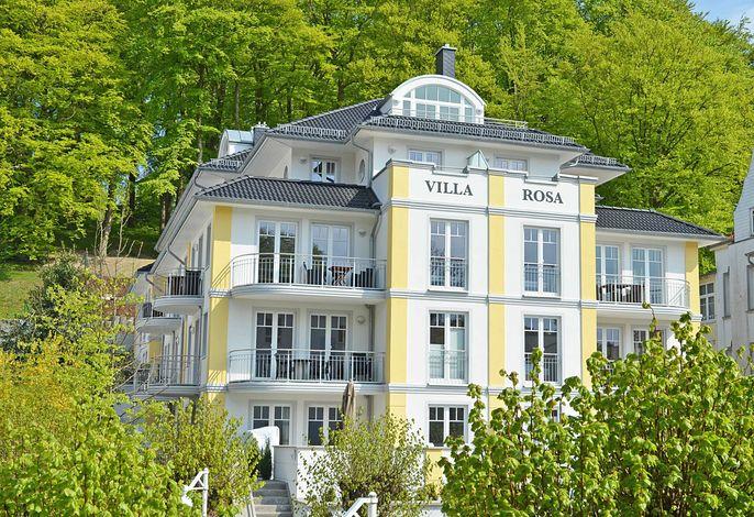 Villa Rosa F 595 WG 15 im 2.OG mit Terrasse