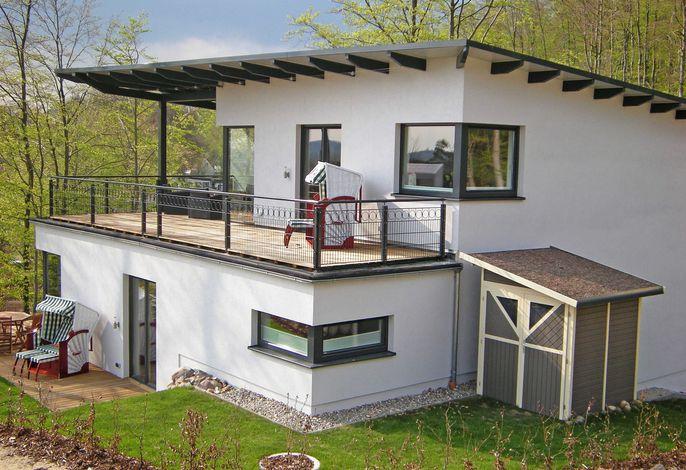 Villa Cliffkante F 585 WG 01Loft im DG + Dachterrasse