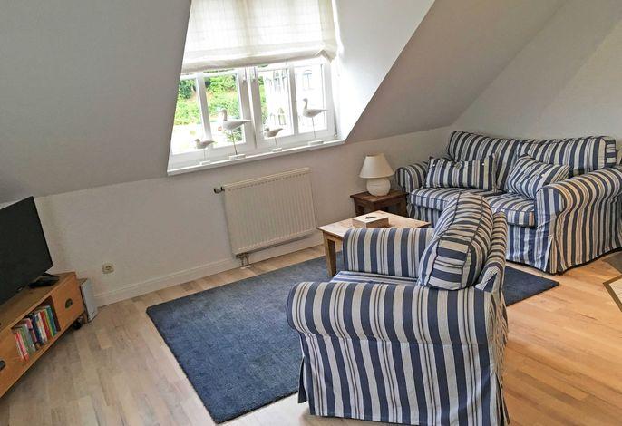 Villa Li im Ostseebad Sellin WG 11 Wohnzimmer