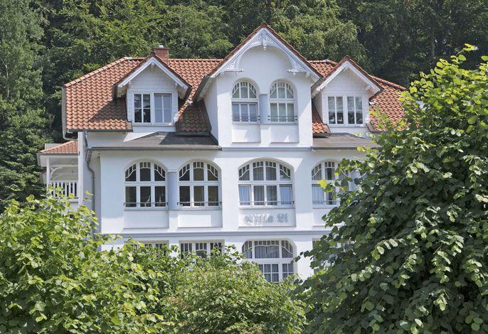 Villa Li F 546 WG 11 im DG mit WLan & Tiefgaragenplatz