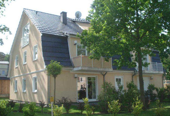 Hinter dem Rathaus - Haus Ostseekrabbe