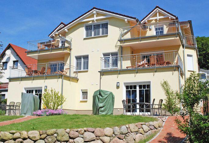 Villa am Meer F 574 WG 03 Boje mit Balkon zur Südseite