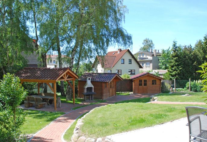 Villa am Meer F574 WG 5 Nixe im EG mit Terrasse