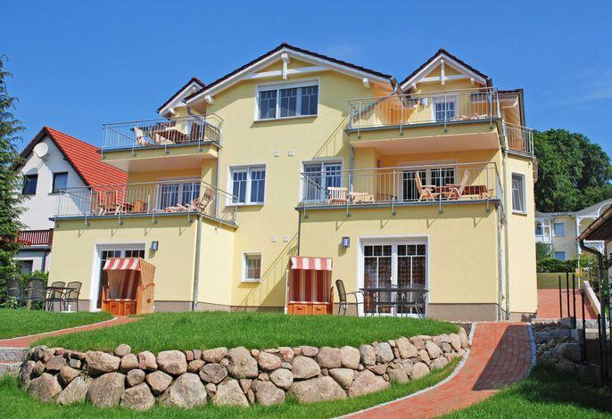 Villa am Meer F574 WG 6 Klabautermann im EG mit Terrasse