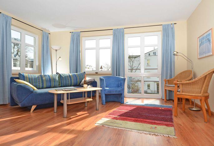 WG 05 in der Villa Seerose  - Wohnbereich