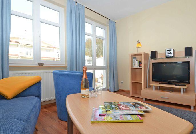 WG 07 in der Villa Seerose  - Wohnbereich