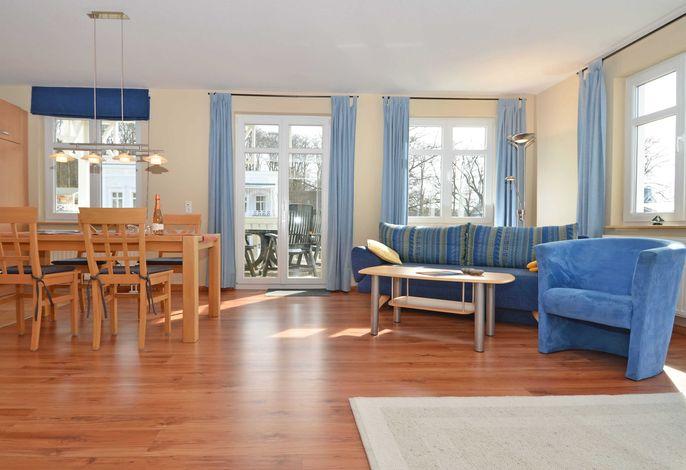 WG 09 in der Villa Seerose  - Wohnbereich