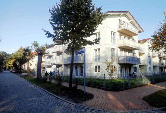 Fürstenhof - nur 450 Meter bis zur Ostsee