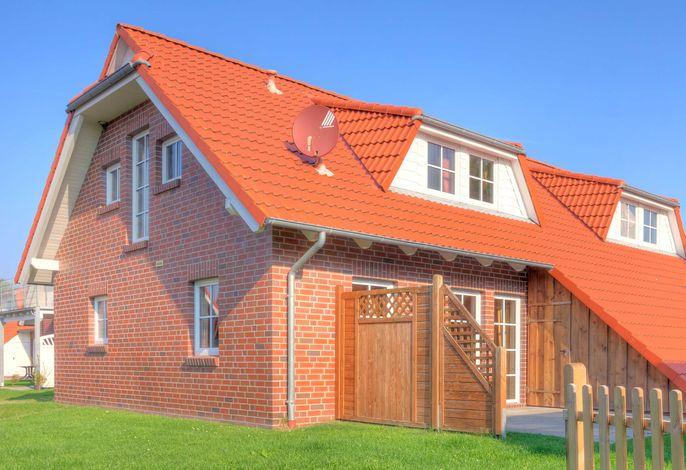 Haus Katamaran -Typ 1 - Nordseebad Burhave