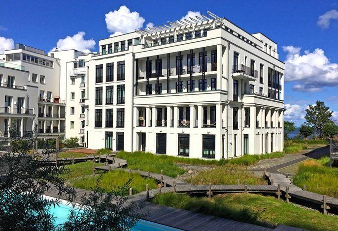 Villa Philine F 612 Penthouse 28 mit Meerblick + Aussenpool