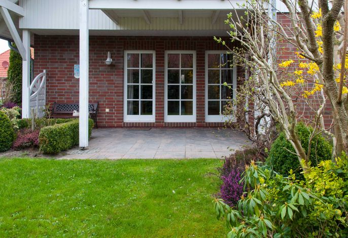 Appartement Ketsch/Kutter - Nordseebad Burhave
