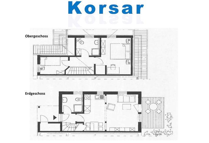 Haus Korsar - Nordseebad Burhave