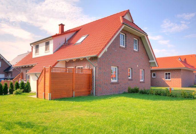 Haus Korsar - Nordseebad Burhave - Butjadingen / Jadebusen